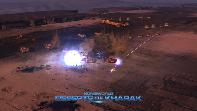 Homeworld: Deserts of Kharak Screenshot 7