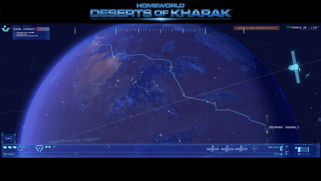 Homeworld: Deserts of Kharak Screenshot 8