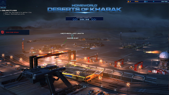 Homeworld: Deserts of Kharak Deluxe Edition Screenshot 2