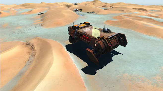 Homeworld: Deserts of Kharak Deluxe Edition Screenshot 8
