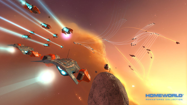 Homeworld Remastered Collection Screenshot 8