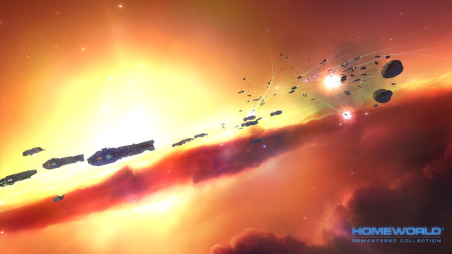 Homeworld Remastered Collection Screenshot 9