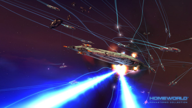 Homeworld Remastered Collection Screenshot 10