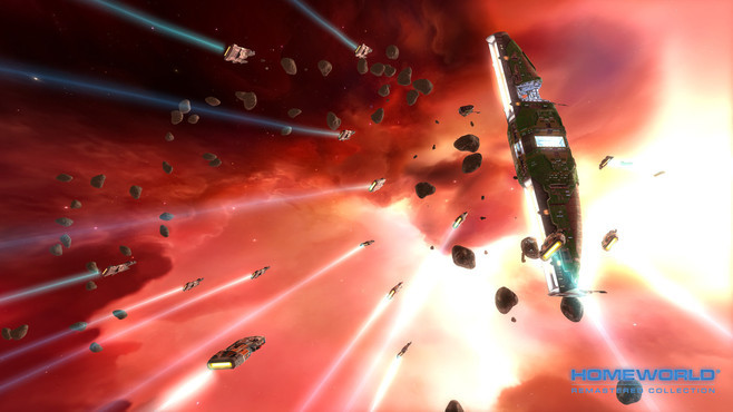 Homeworld Remastered Collection Screenshot 11