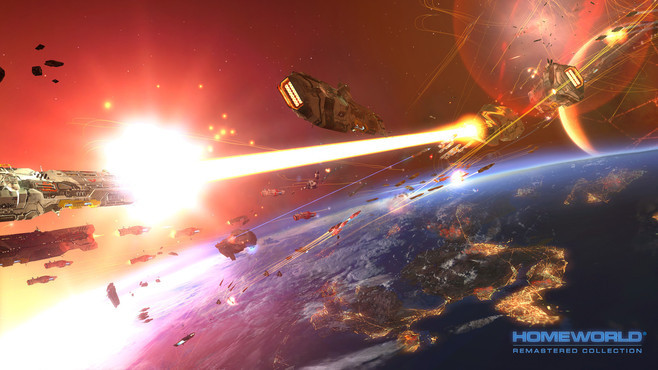 Homeworld Remastered Collection Screenshot 12