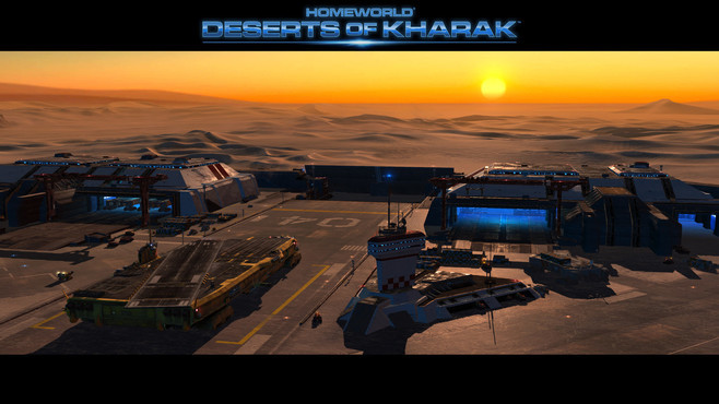 Homeworld Remastered Collection and Deserts of Kharak Bundle Screenshot 3