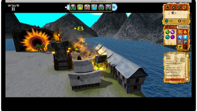 Hordes of Orcs 2 Screenshot 1