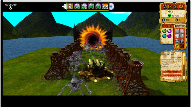 Hordes of Orcs 2 Screenshot 2