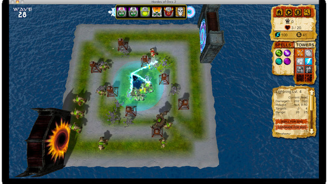 Hordes of Orcs 2 Screenshot 3