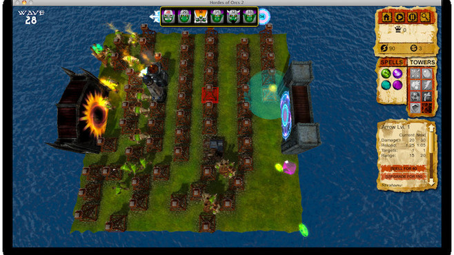 Hordes of Orcs 2 Screenshot 4