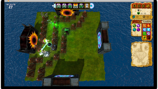Hordes of Orcs 2 Screenshot 5