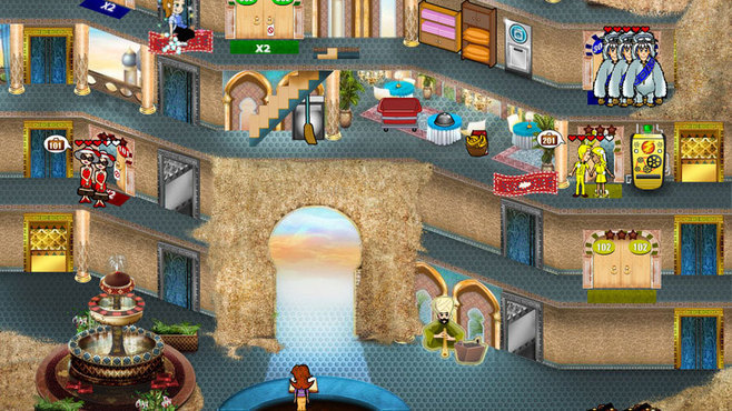 Hotel Dash 2: Lost Luxuries Screenshot 5