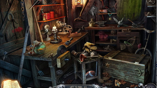 House of 1000 Doors: The Palm of Zoroaster Collector's Edition Screenshot 6