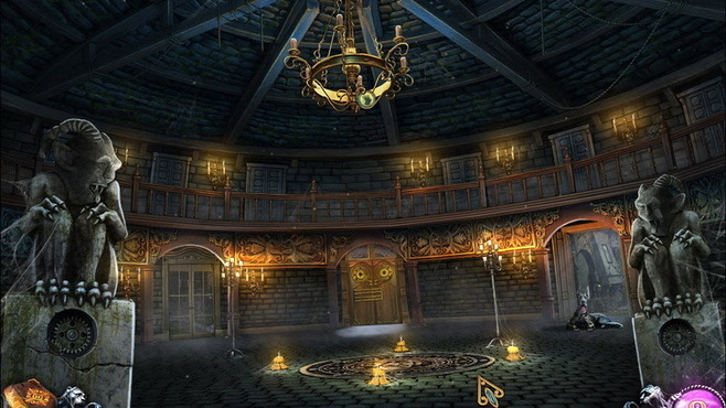 House of 1000 Doors: The Palm of Zoroaster Collector's Edition Screenshot 7