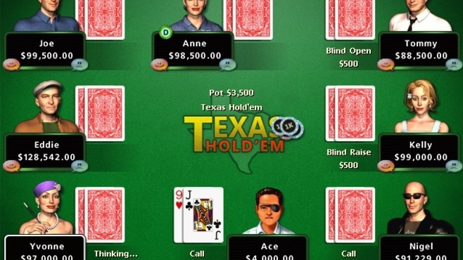 Hoyle Casino Games 2012 Screenshot 2
