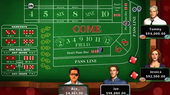 Hoyle Casino Games 2012 Screenshot 3