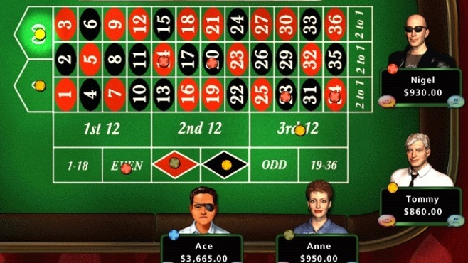 Hoyle Casino Games 2012 Screenshot 4