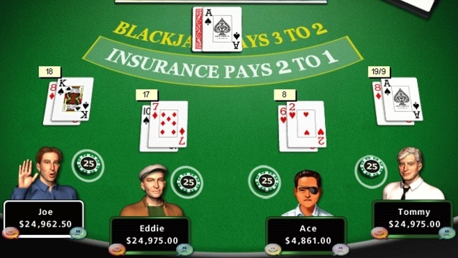 Hoyle Casino Games 2012 Screenshot 6