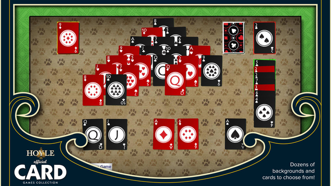 Hoyle Official Card Games Screenshot 1