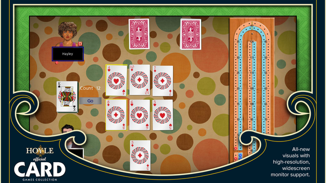 Hoyle Official Card Games Screenshot 4