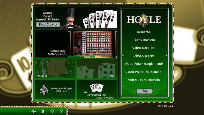 Hoyle Official Casino Games Collection Screenshot 1
