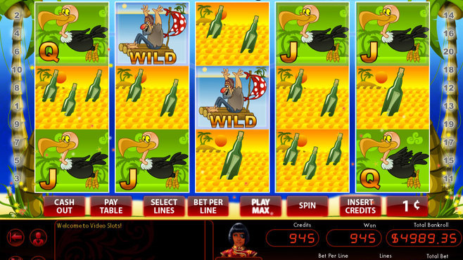 Hoyle Swashbucklin' Slots Screenshot 5