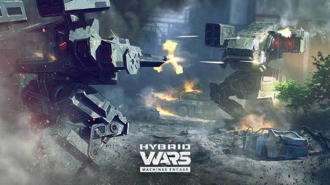 Hybrid Wars Deluxe Edition + Season Pass Screenshot 5