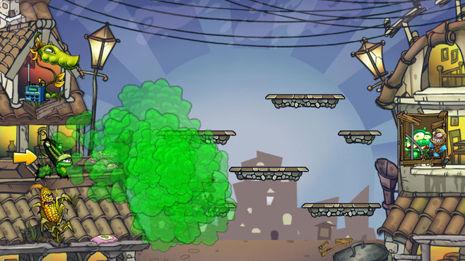 I Am Vegend - Zombiegeddon Screenshot 2
