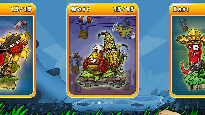 I Am Vegend - Zombiegeddon Screenshot 3
