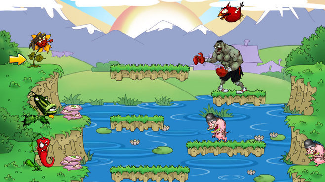 I Am Vegend - Zombiegeddon Screenshot 6