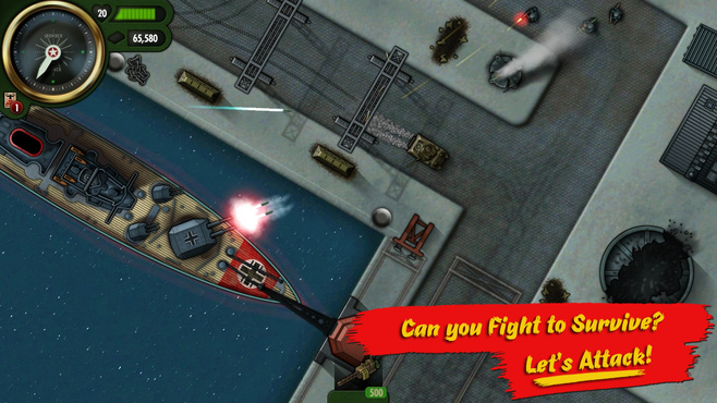 iBomber Attack Screenshot 2