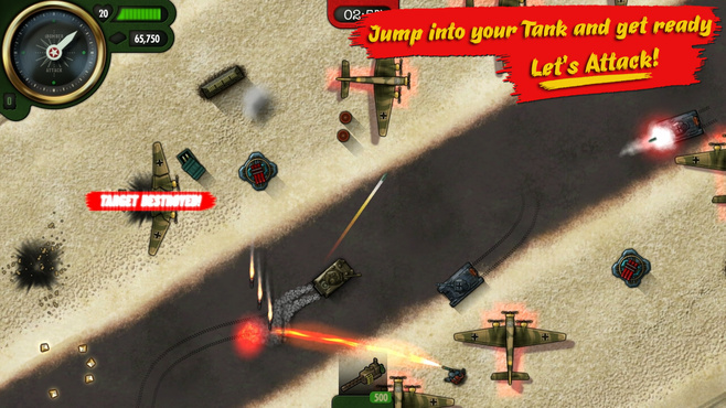 iBomber Attack Screenshot 6