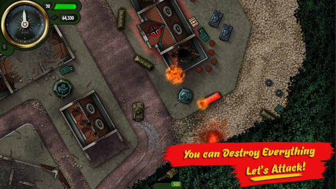 iBomber Attack Screenshot 9