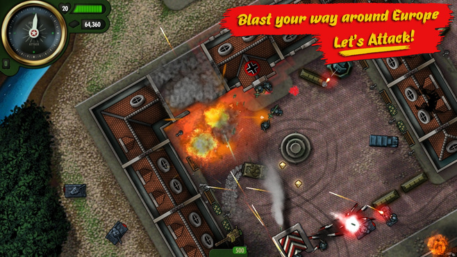 iBomber Attack Screenshot 10
