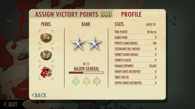 iBomber Defence Pacific Screenshot 1