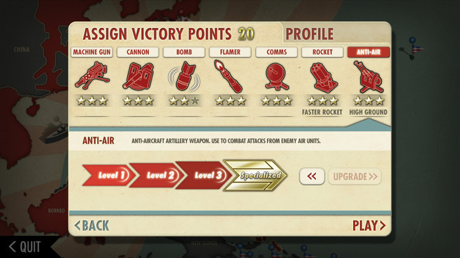 iBomber Defence Pacific Screenshot 2
