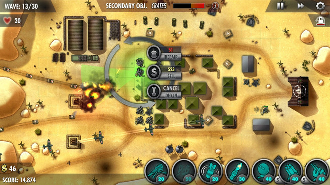 iBomber Defence Pacific Screenshot 4