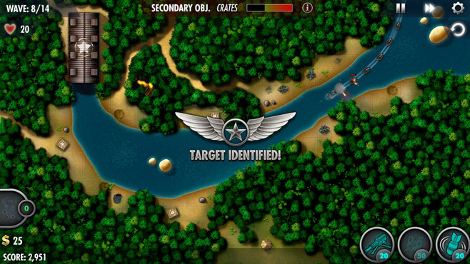 iBomber Defence Pacific Screenshot 6