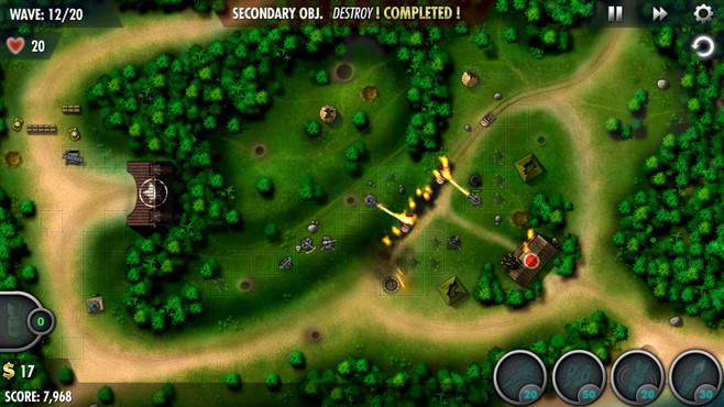 iBomber Defence Pacific Screenshot 7