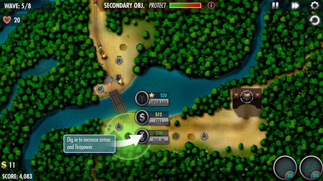 iBomber Defence Pacific Screenshot 8