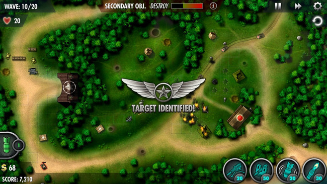 iBomber Defence Pacific Screenshot 9