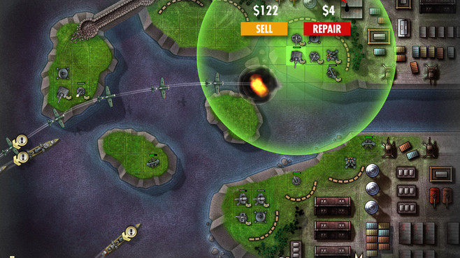 iBomber Defense Screenshot 4