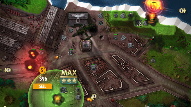 iBomber Defense Screenshot 10
