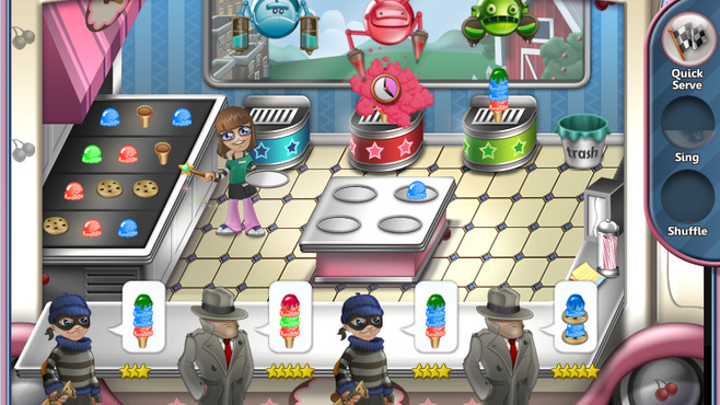 Ice Cream Craze: Natural Hero Screenshot 2