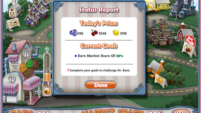 Ice Cream Craze: Natural Hero Screenshot 4