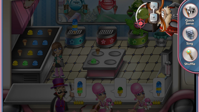 Ice Cream Craze: Natural Hero Screenshot 9