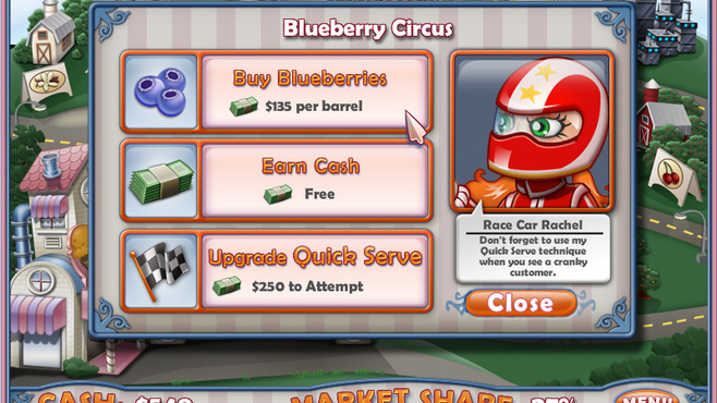 Ice Cream Craze: Natural Hero Screenshot 10