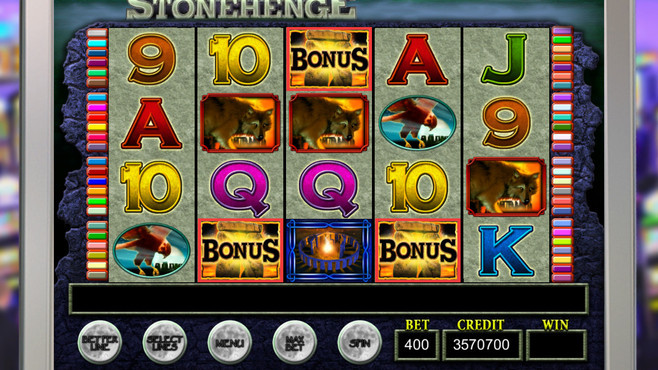 IGT Slots Aztec Temple Screenshot 4