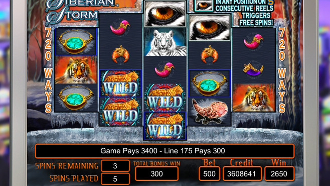 IGT Slots Kitty Glitter Screenshot 3