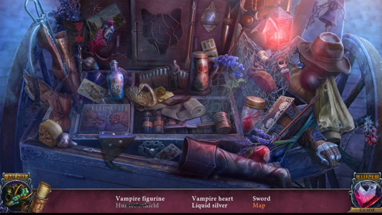 Immortal Love: Kiss of the Night Collector's Edition Screenshot 6